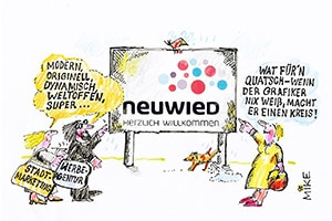 karikatur neuwied - Zeitungskarikaturen