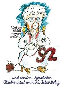 glueckwunschkarten karikatur 92 - Glückwunschkarten